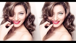 How to  change eye colour in photoshop l Change Eye Colo l Change Eye Color Easily in Photoshop CC