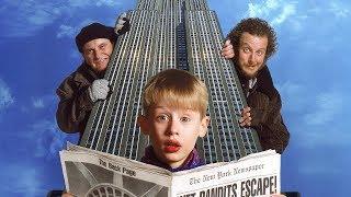 Home Alone 2 : Lost in New York 1992 - Macaulay Culkin, Joe Pesci, Daniel Stern