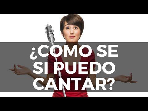 COMO SE SI PUEDO CANTAR? - CURSO DE CANTO