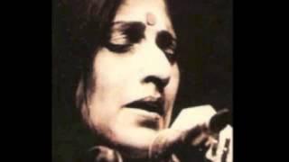 Raga Vibhas - Smt. Kishori Amonkar
