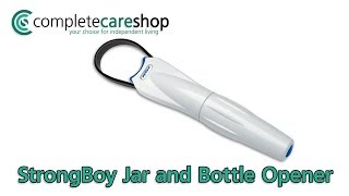 StrongBoy Jar and Bottle Opener - Open Jars With Ease