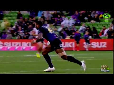 The Late Show With Matty Johns - Suliasi Vunivalu - Leap