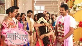 Saath Nibhana Saathiya ! 19 May 2016 ! Meera & Dharam Re-Marry Each Other