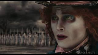 Alice in Wonderland - Johnny Depp and Tim Burton continue to make movie magic together