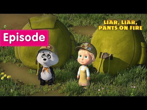 Xxx Mp4 Masha And The Bear Liar Liar Pants On Fire 🌿 Episode 57 3gp Sex