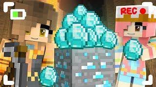 We finally found DIAMONDS in Minecraft!