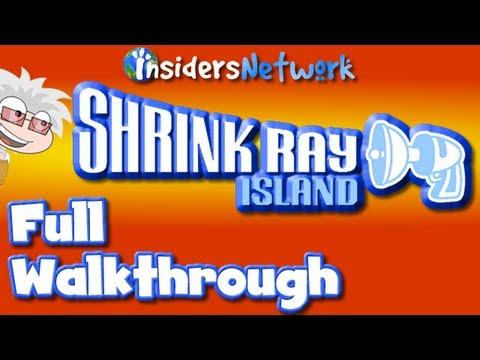 ★ Poptropica Shrink Ray Island FULL Walkthrough ★