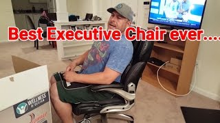 My new Super Office chair - Wellness by Design