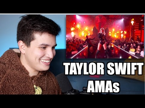 "Vocal Coach Reaction to Taylor Swift's AMAs ""I Did Something Bad"" Performance"