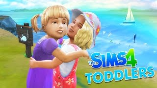 The Sims 4 - TODDLER TWINS!! (Sims 4, Episode 36)