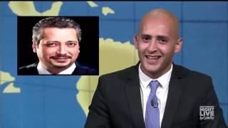 أهم الانباء - حلقة آيتن عامر الجزء 2 - SNL بالعربي