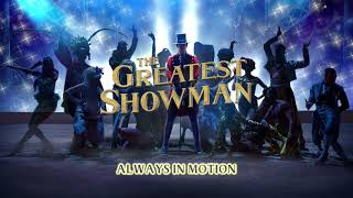 Tightrope (from The Greatest Showman Soundtrack) [Lyric Video]