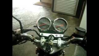 partida a frio de uma moto método correto (dica)
