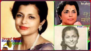 SUDHA MALHOTRA-Film-PATAAL PARI-{1957}-Bach Ja Naza Ke Teer Se-[ Rare-First Time ]
