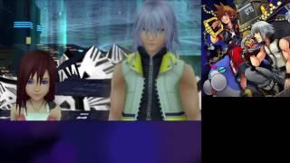 Let's Play Kingdom Hearts Dream Drop Distance [blind] part 43 - Xehanort, Xehanort Everywhere