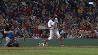5/23/17: Red Sox's offense erupts in 11-6 win