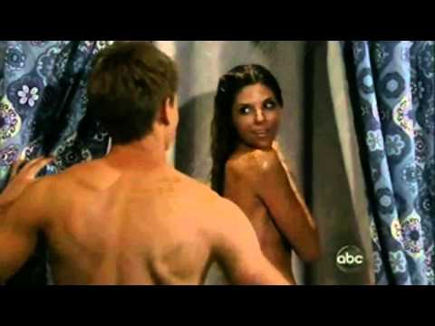 Michael and Abby Shower Scene