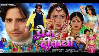प्रेम दीवानी - Prem Diwani - Latest Bhojpuri Movie 2016 | Bhojpuri Full Film | Rani Chatterjee