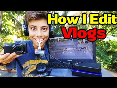 Xxx Mp4 How I Edit Amp Organize My YouTube Vlogs 3gp Sex