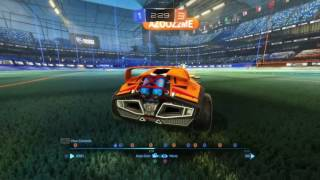 Reacting to myself play rocket league