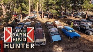 700 Cars hidden on a Ranch in Colorado | Barn Find Hunter - Ep. 8
