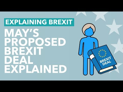 May s Proposed Brexit Deal Explained Explaining Brexit