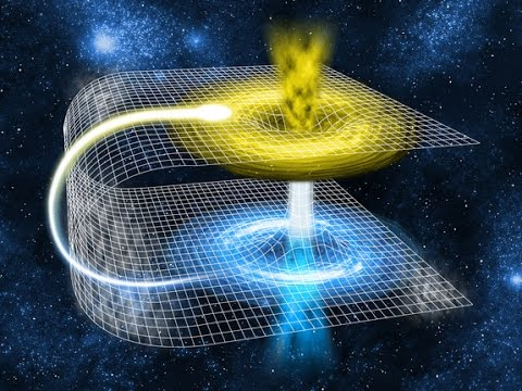 Through The Wormhole Is Time Travel Possible Space Science Documentary