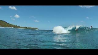 Cook Islands Bodyboarding 2017
