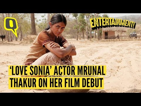Xxx Mp4 Mrunal Thakur Gets Candid On Love Sonia Moving From Television To Movies The Quint 3gp Sex