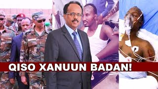 DAYACA ASKARTA SOMALIA | NUUR BARRE | SARKAAL KA TIRSAN CIIDANKA QARANKA | GABAY QIIRO LEH | 2019