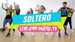 Soltero by Tre-o | Zumba® | Dance Fitness | Live Love Party