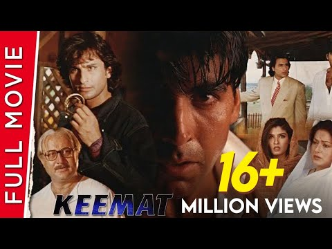 Keemat | Full Hindi Movie | Akshay Kumar, Raveena Tandon, Sonali Bendre | Full HD 1080p