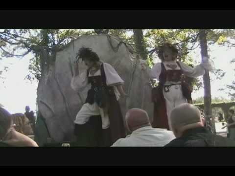 Iris & Rose Moose at the Texas Renaissance Festival