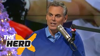 Colin fixes the college football bowl season | THE HERD