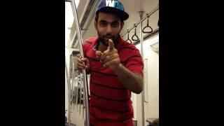 Insane ass in the metro (kohlu)