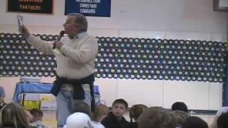 4/4 Henry Winkler Visits Denver Academy