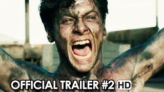 Unbroken Official Trailer #2 (2014) - Angelina Jolie Movie HD