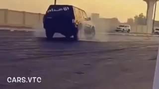 تفحيط قدام الشرطة ابوظبي