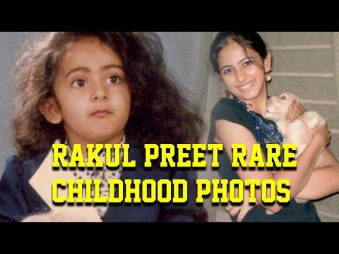 Heroine Rakul Preet Childhood Photos & Rare Unseen Pics_Celeb Centre