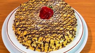 La FAMOSA Torta Napoleon/ Millefeuille/ Millefoglie - VideoRicetta