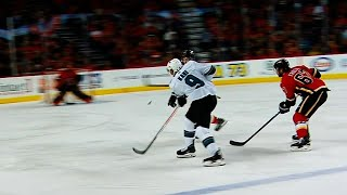 Evander Kane scores brutal goal from way out against Mike Smith