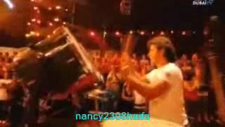 Haifa Wehbe Habibi Ana english subtitles Live Taratata in 2008 حبيبي أنا