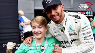 Billy Monger | Special Recognition