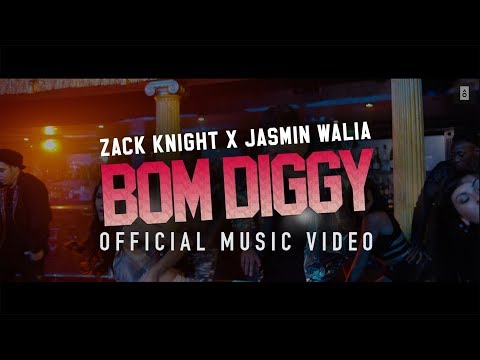 Xxx Mp4 Zack Knight X Jasmin Walia Bom Diggy Official Music Video 3gp Sex