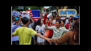News American student arrested in Vietnam after economic protests