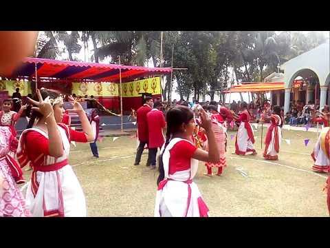 Christmas Carol Turnament at Rangamitia   Kaliganj Bangladesh