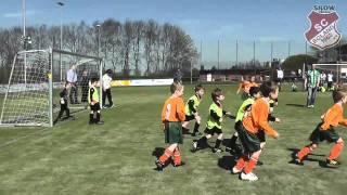 SC Roland G-Jugend Fußball, Spiel gegen Ahlener SG, 02.04.2011