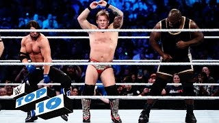 Top 10 SmackDown moments: WWE Top 10, February 25, 2016