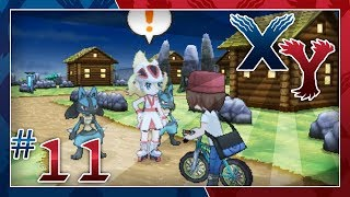 Pokémon X and Y Walkthrough - Part 11: Geosenge Town and the Reflection Cave