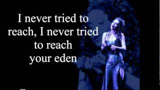Sarah Brightman-Eden Lyrics